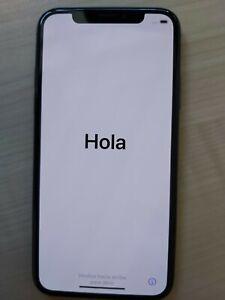 Apple iPhone X 64GB Unlocked Smartphone - black