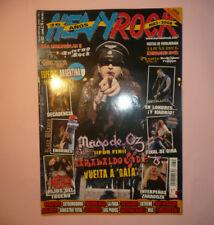 MAGAZINE HEAVY ROCK 303 TWISTED SISTER RATA BLANCA LA RENGA / POSTER EXTREMODURO