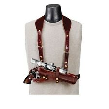 "Leather Holster for scoped Thompson contender 10"" And 14"" Barrels. #7415"