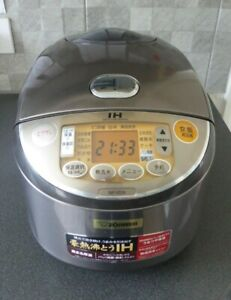 Zojirushi Rice Cooker Japanese Model NP-VD18 1.8l up to 10 cups JAPANESE PLUG