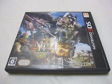 7-14 Days to USA. Japanese 3DS Exclusive Use USED Nintendo 3DS Monster Hunter 4G