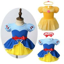 Infant Baby Girls Dress Princess Romper Halloween Fancy Dresses Costume Outfits