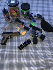 Airsoft gun set