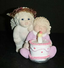 Dreamsicles Figurine Birthday Wishes adorable first birthday