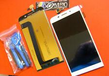 GLS: DISPLAY LCD+TOUCH SCREEN PER ASUS ZENFONE MAX ZC550KL BIANCO Z010DA +TOOLS