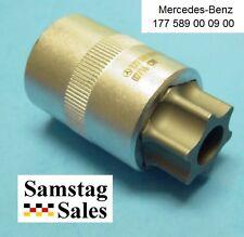 Mercedes-Benz 177 589 00 09 00 Hollow Torx T100 Camshaft Socket Security Hole