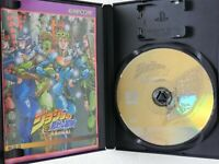 JoJo no Kimyou na Bouken Ougon Kaze PS2 Playstation 2 From Japan
