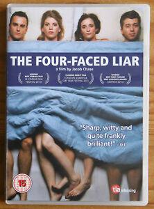 ~ The Four-Faced Liar ~ LESBIAN DVD New FREE POST