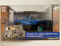 Greenlight Midwest Kings Of Crunch  Performance Center Green Machine Chase 1/43