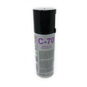 Spraydose C-70 Öl Über Silikon