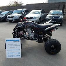 New Yamaha YFM700R Raptor SE Stealth Edition 2018 -Off Road/Road Legal Quad Bike