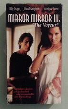 billy drago  MIRROR MIRROR III THE VOYEUR monique parent  VHS VIDEOTAPE