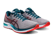 Asics Mens Gel-Cumulus 22 Running Shoes Trainers Sneakers Grey Sports Breathable