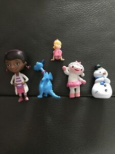 Doc McStuffins Mini Figures