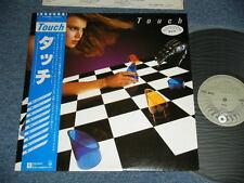 TOUCH Japan ORIGINAL 1980 P-10886T PROMO NM LP+Obi TOUCH