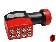 Maclean MCTV-630 OCTO LNB SAT adapter tête LNB huit récepteurs audio