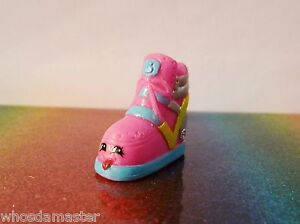 Shopkins Fashion Spree Series #32 SNEAKY WEDGE Pink Exclusive Mint OOP
