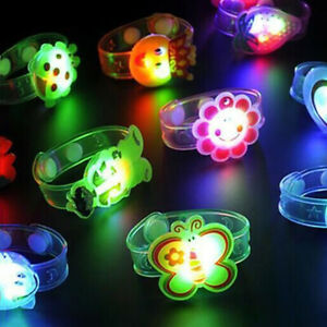 Novelty Toys Multicolor Light Gift For Kid Creative Bracelet Watch Flash Wrist