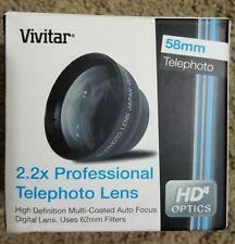 Vivitar Series 1 2.2x Lens