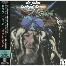 DR.JOHN-LOCKED DOWN-JAPAN CD BONUS TRACK +Tracking Number