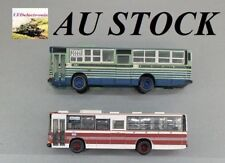 2 units TOMYTEC 1/150 N Scale Bus Collection Set J, for model railway