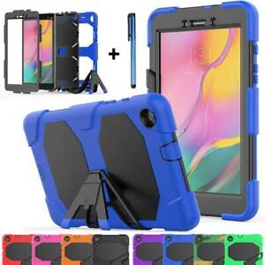 "For Samsung Galaxy Tab A 8.0 T290 T295 2019 8"" inch Heavy Duty Stand Case Cover"