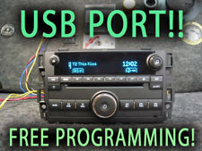CHEVY GMC GM TRUCK SUV CD DISC STEREO PLAYER USB MP3 AUX 2010 2011 2012 2013 UUI