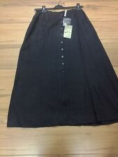REDUCED FROM £95.00 TO £65.00 AQUASCUTUM LINEN SKIRT.12