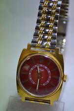 """""""Zim"""" ~15J cal.2602 Russian Circa 1968's GP case Men's Wristwatch"""