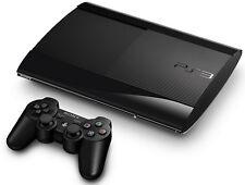 Sony PlayStation 3 (PS3) Black 500 GB Console