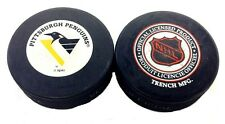 PITTSBURGH PENGUINS VINTAGE 1990s TRENCH INC PUCK