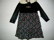 DRESS ...SIZE 3 T,,, REMOVABLE COLLAR