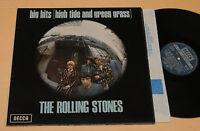 ROLLING STONES:LP-BIG HITS-FOC LAMINATED COVER EX- !!!!
