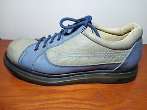 Dr Martens Air Wair SINGLE LEFT AMPUTEE SHOE Men's 12 Gray Blue Leather England