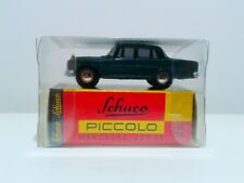 Schuco Piccolo 01241 Mercedes 220 SE W111 dark green 1:90 MIB OVP