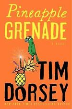 Pineapple Grenade: A Novel Serge Storms