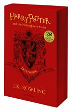 Harry Potter and the Philosopher's Stone - Gryffindor Edition by Rowling, J.K.