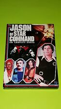 Jason of Star Command - The Complete Series DVD Unrated 3-Disc 1978-1981