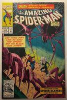 AMAZING SPIDER-MAN 372 / 1993 / 7.0 VERY FINE