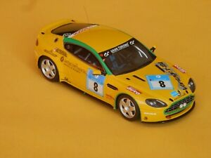 Aston Martin V8 Vantage, Nurburgring 2008, 1:43 Minichamps model in box. A1 Mint