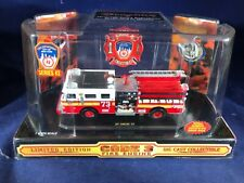 P-92 CODE 3 DIE CAST 1:64 SCALE FIRE ENGINE - ENGINE 73 NEW YORK FIRE DEPARTMENT