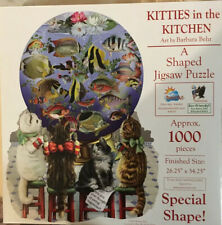 Kitties in the Kitchen Puzzle SunsOut 1000 pcs