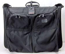 Tumi 2231d3 2 Wheeled Large Garment Bag Luggage Black Ballistic Nylon Hanging