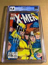 X-Men #11 CGC 9.8 1992 Wolverine