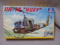 AH977 ITALERI WWII WW2 HELICOPTERE UH-1B HUEY HELICOPTER 040 1/72 DIORAMA