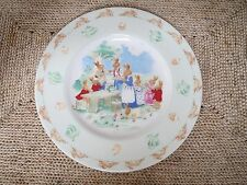 Royal Doulton Bunnykins Tea Party Plate