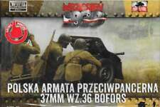 Model Kit WRZESIEN PL 025 - KIT CANNONE BOFORS 37 1/72 FIAT CR 32