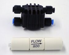 Automatic Shut Off Valve & Flow Restrictor 800 ML for RO Reverse Osmosis System