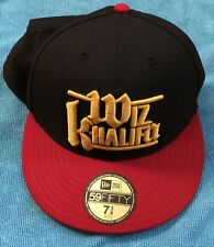 Exclusive Wiz Khalifa New Era (59FIFTY) iHipHop x Rostrum Records x Frank151