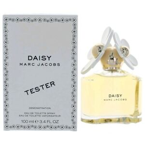 Marc Jacobs DAISY for Women 100ml / 3.4oz EDT -  New Tester in Box